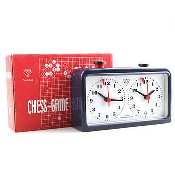 Шахматные часы механические кварцевые на батарейке Diadmond World Sport