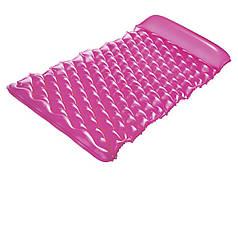 Пляжний надувний матрац - рол Bestway 44020, 213 х 86 см, рожевий