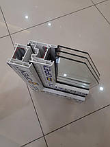 Окно двухстворчатое Open Teck De-Lux, фото 3