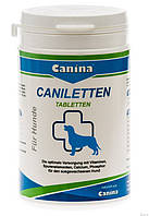 Активный кальций для собак Canina Caniletten 2000г (1000 табл)