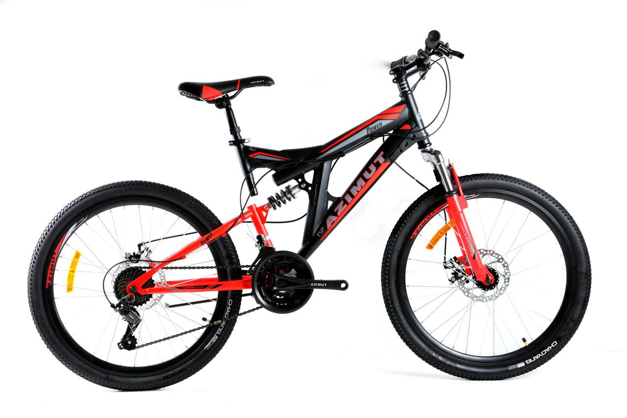 Велосипед Azimut Power 24 х17 GFRD Шимано