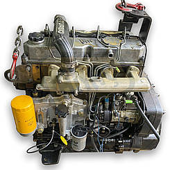 Ремонт двигателя JCB Dieselmax 320/40062