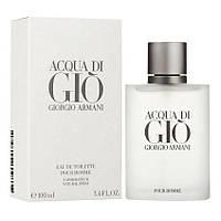 Мужская туалетная вода Giorgio Armani Acqua di Gio Pour Homme 100 ml парфюм духи мужские Аква Ди Джио