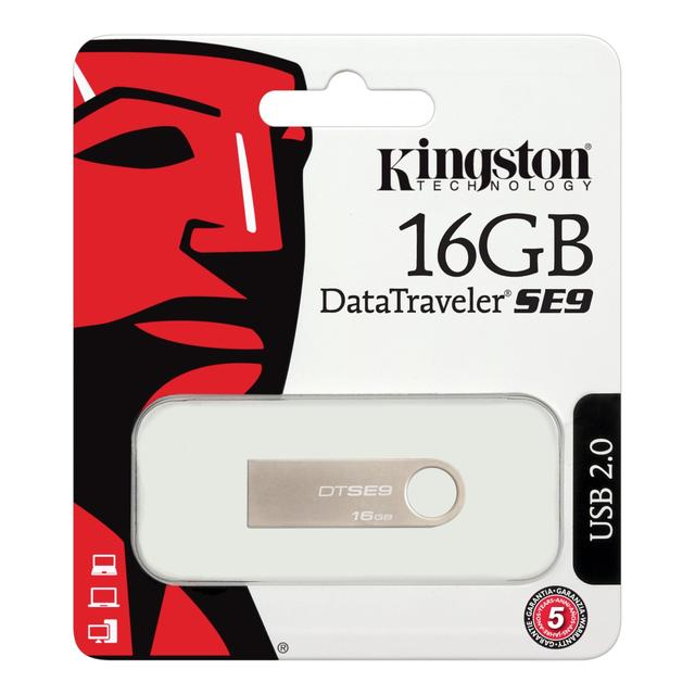 Результат пошуку зображень за запитом Флешка KINGSTON DataTraveler SE9 32GB