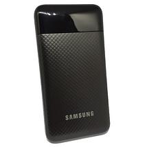 Універсальний мобільний Power Bank Samsung 20000mAh Портативна зарядна батарея для телефону з ліхтариком, фото 2