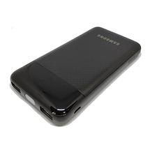 Універсальний мобільний Power Bank Samsung 20000mAh Портативна зарядна батарея для телефону з ліхтариком, фото 3