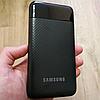 Універсальний мобільний Power Bank Samsung 20000mAh Портативна зарядна батарея для телефону з ліхтариком, фото 5