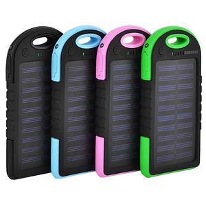 Универсальный аккумулятор PowerBank Samsung ES500 8000mAh Внешнее зарядное устройство для телефона с фонариком