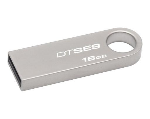 Флеш накопитель USB 16Gb Kingston SE9 (Металл)