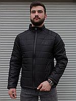 Куртка Puma демисезон чёрная
