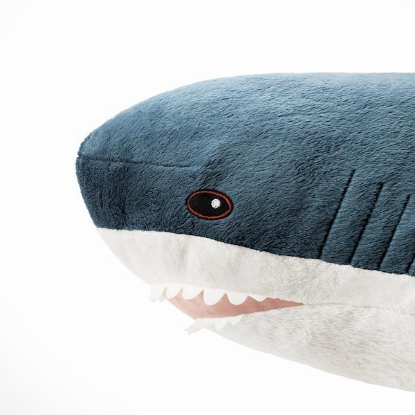 Мягкая подушка игрушка IKEA BLAHAJ Акула 303.735.88