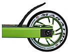 Трюковый самокат Maraton Project для фристайла Зеленый, фото 3