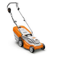 Легкаяя акумуляторна газонокосарка Stihl RMA 235 Set з режимом Eco