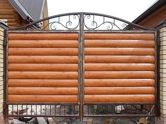 Ворота въездные(2х3)