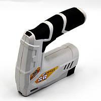 Степлер аккумуляторный, скоба 6-14 мм 11.3*0.7 мм, гвоздь 15 мм, 41-0800