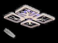 Світлодіодний світильник 8060/1WH (Білий) 12W, фото 1