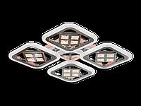 Led Люстра AS8190/4CF LED 3color dimmer (Коричневый) 95W, фото 1
