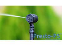 Крапельниці туман для трубки крапельного поливу 12 л\год 100 шт. уп Presto
