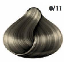 AwesomeСolors фарба для волосся 60мл 0/11 Попелястий Інтенсивний