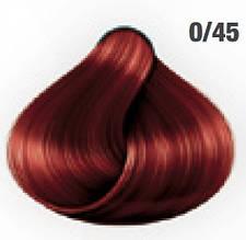 AwesomeСolors фарба для волосся 60мл 0/45 Червоно-махагоновий