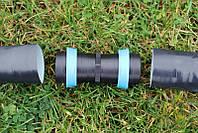 Соединение для ленты Туман капельного полива 32 мм 10 шт в уп Presto