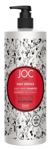 JOC CARE щоденний Шампунь з екстрактом конопель і зеленою ікрою 1000мл
