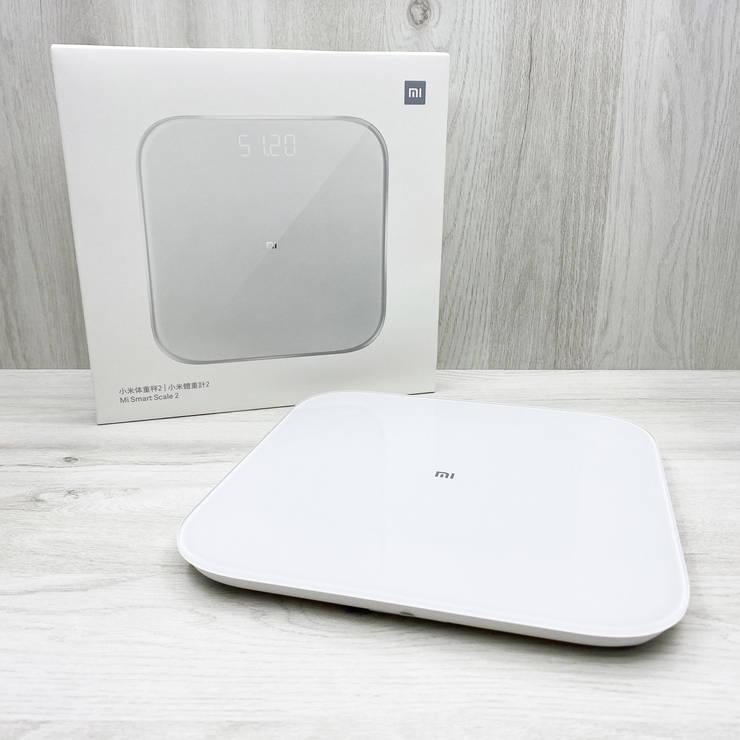 Смарт-весы Xiaomi Mi Smart Scale 2 (белые), фото 2
