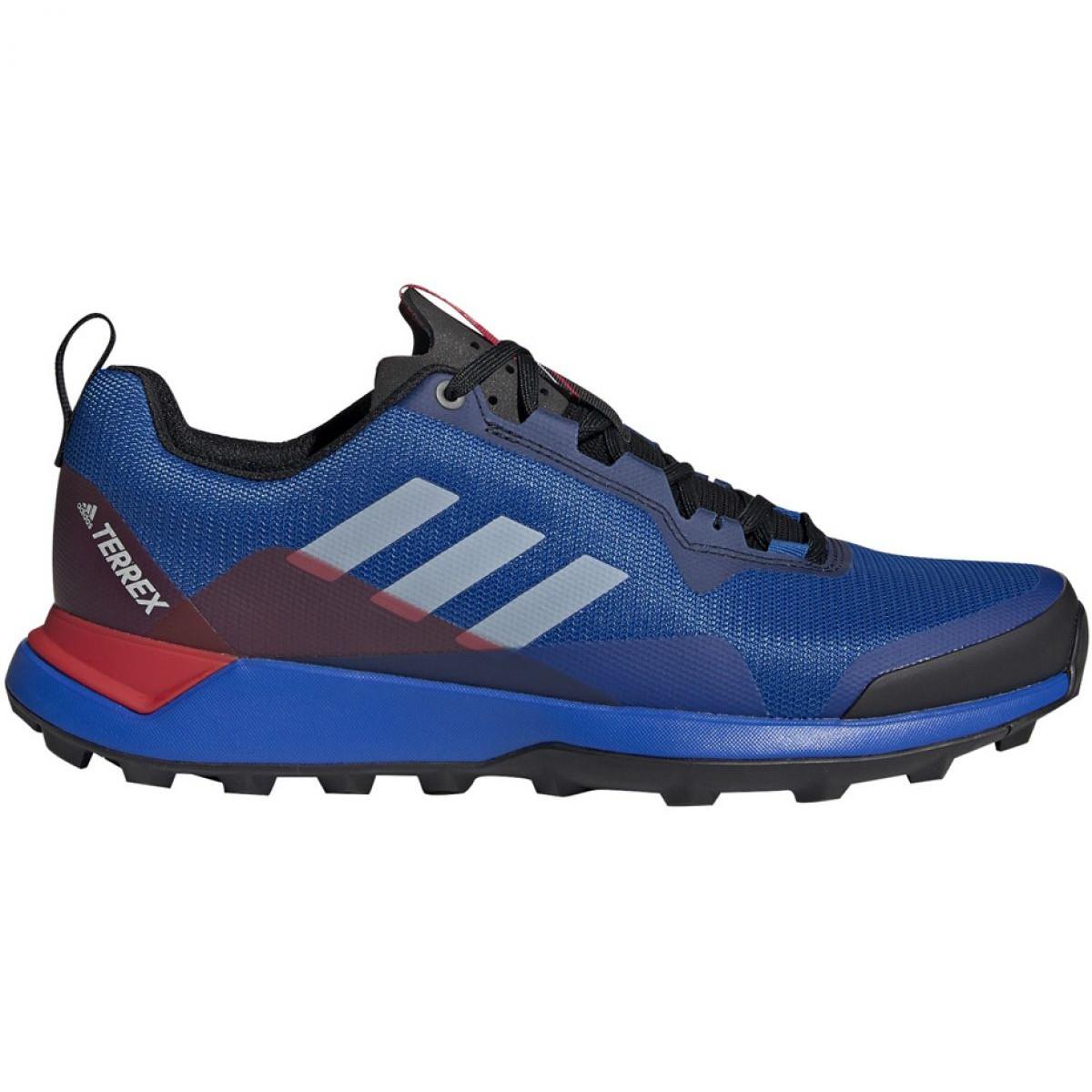 Кроссовки мужские Adidas Terrex Cmtk M синие (BC0433)