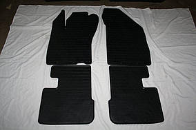 Fiat Tipo 2016↗ рр. Гумові килимки (4 шт, Stingray Premium)