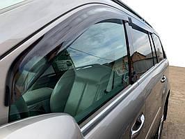 Вітровики (4 шт, Niken) Mercedes GL klass X164