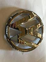 Volkswagen Tiguan 2007-2016 рр. Передня емблема (верхня частина, Оригінал)