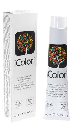 IColori крем-краска 90мл 10.03 теплый натуральный платиновый блондин