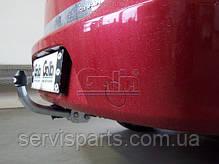 Фаркоп для Renault Clio Symbol, Thalia седан (Рено Кліо Талія Симбол), фото 2