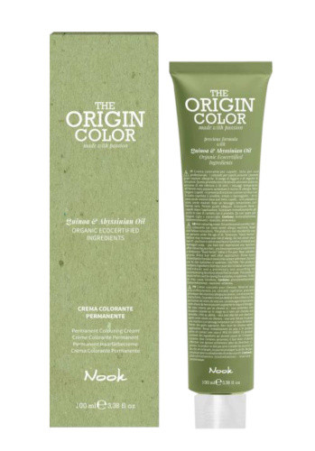 THE ORIGIN COLOR Крем-краска 100мл 5.43