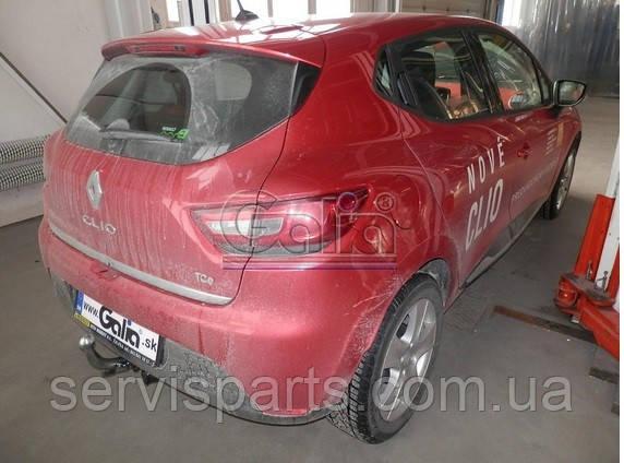 Фаркоп Renault Clio (Рено Кліо)