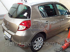 Фаркоп Renault Clio (Рено Кліо), фото 3