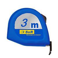 Рулетка S&R 3м серії Q