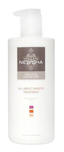 NEWSHA Догляд «Все для гладкості волосся» 1000мл