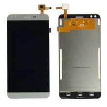 Дисплей Prestigio MultiPhone PSP3504 Muze C3 з сенсором (тачскрін) сірий