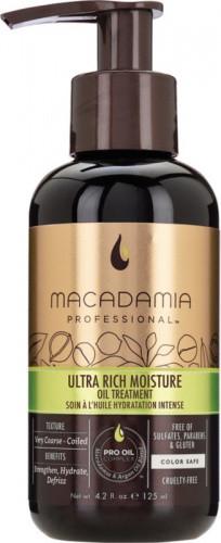 Ultra Moisture rich Догляд-масло для жорстких волосся 125мл