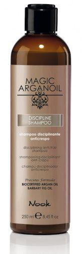 DISCIPLINE Шампунь для гладкости волос  250мл
