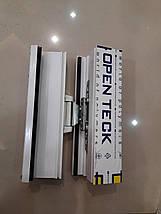 OpenTeck Elit 70 с фрамугой три створки одно открывание, фото 3