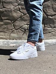 Кросівки, кеди, взуття Cali Bold White