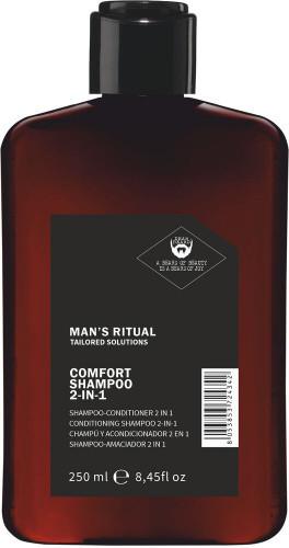 Man's Ritual Зволожуючий шампунь-кондиціонер 2в1 250мл