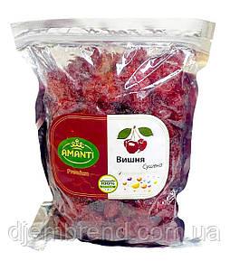 Вишня сушеная, без сахара и добавок,  ТМ Аманти, 500 г