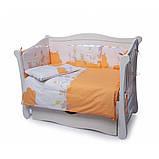 Бампер - защита в кроватку Twins Comfort, фото 3