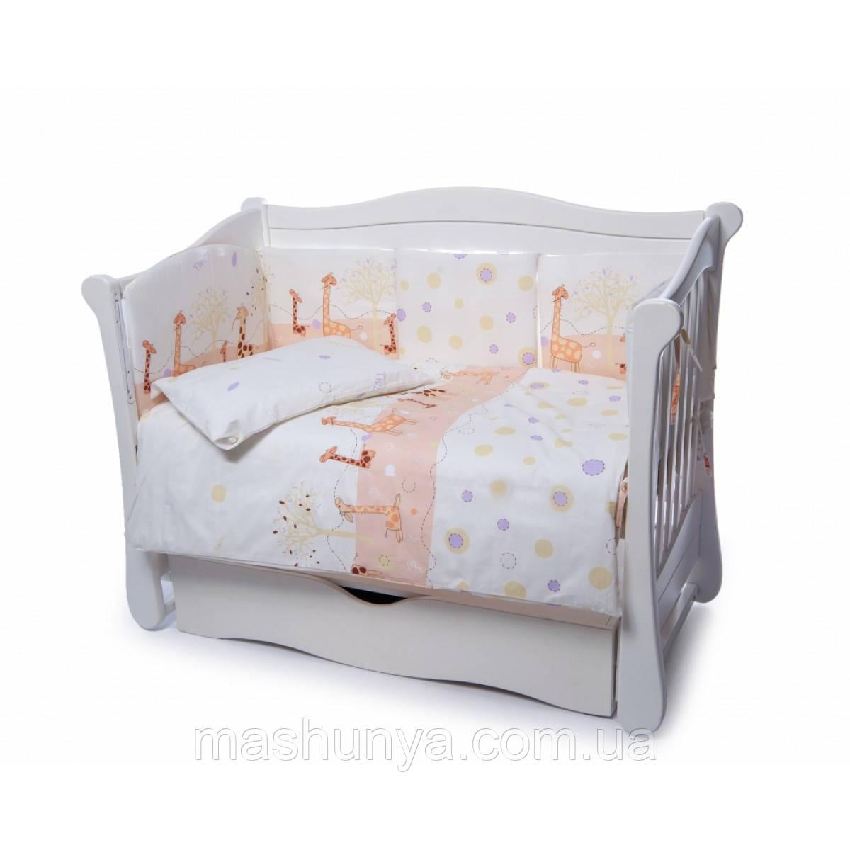 Бампер - защита в кроватку Twins Comfort