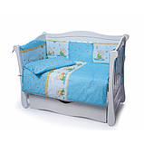 Бампер - защита в кроватку Twins Comfort, фото 2