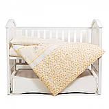 Бампер - защита в кроватку Twins Comfort, фото 7