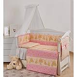 Бампер - защита в кроватку Twins Comfort, фото 6